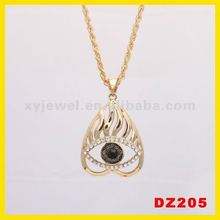 2012 good luck jewelry,evil eye pendant
