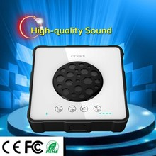 Wireless Portable Speaker Passive,Power Bank Charger,Bluetooth Speaker