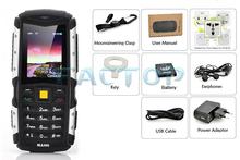 Original Dual SIM Phoe MANN ZUG S, 2.0 inch Waterproof, Dustproof, Shockproof, MTK6260A, GSM Network, Waterproof Grade IP67