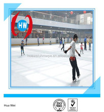 UHMW-PE artificial ice rink/synthetic ice rink/sheet for ice rink