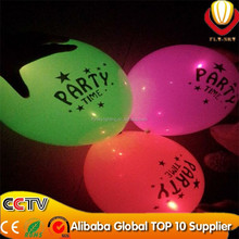 2015 Hot selling party decoration favor new arrival wedding items with CE & ROHS alibaba express lower price led light balloon
