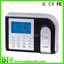 Gowns School Digital Wall Clock USB RFID Attendance System(HF-S200)