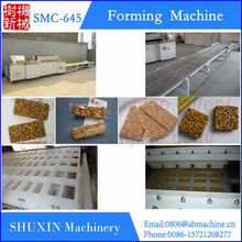small capacity highland barley bar machine,forming machine,cutting machine