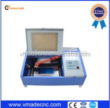 Big discount stamp engraving machine/mini co2 laser machine for hot sale