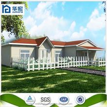 Light steel villa building