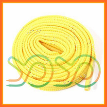 YoYo Flat Shoelace Mango Colored Shoelaces With High Quality And Mini Order Accept