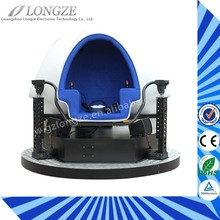 2015 Most Attractive 3 Blue Seats 7D 8D 9D 11D 12D Indoor Amusement Game Machine