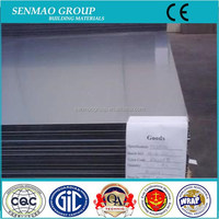 1220mm*2440mm double sides unbreakable polyester Ethylene/PVDF aluminum plastic sheet,decoration panels, building materials