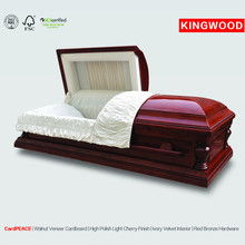 PEACE paper casket coffin liners casket hardware