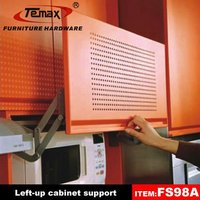Hot sale pneumatic cabinet openers / adjustable support