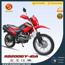High Quality CRF 200cc Dirt Bike, Off-road, Enduro Motorcycle for Sale SD200GY-10A