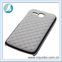 Wholesale bling diamond case for huawei y600