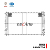 Delang small aluminum radiator for A4 (DL-B617A)