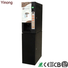 GTS103 Mixing Style Instant Coffee Vending Machine - 3 Selections Business Use