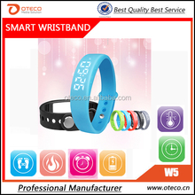 W5 LED Digital Sport WristWatch Calorie Pedometer Silicone WristBand Smart Watch bracelet For Kids Women Men Best Christmas Gift