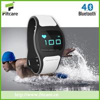 Bluetooth sports pedometer/sleep monitor watch