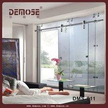 Building Exterior Sliding Glass Walls For Custom DMS-011