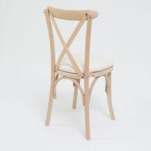 Dinning Timber Cross Back Chair
