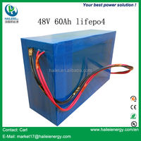China Top manufacturer lifepo4 battery 48v 30ah