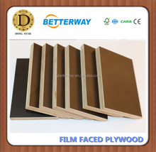 18mm Film Faced Plywood ,Plywood Marine For Concrete Formwork
