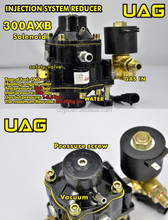 CNG injector Regulator/Reducer with Solenoid Valve for conversion kit