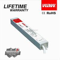IP68 led driver 30W 24V 1.25A BG-30-24 waterproof transformer with CE ROHS
