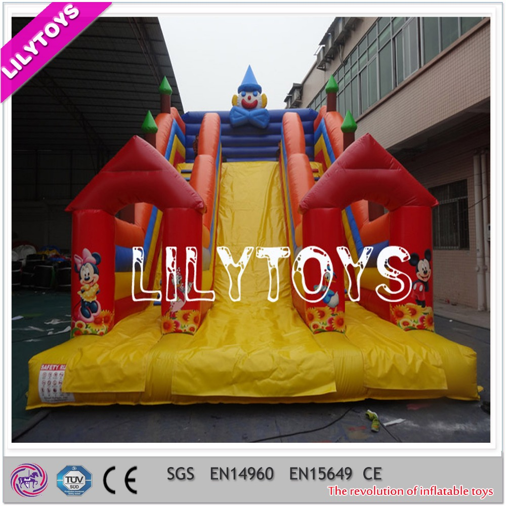 Blower For Inflatable Decorations : Blower for inflatable decoration with slide