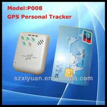 High-tech real time covert gps tracking P008 kid gps tracker