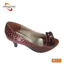 Stone grain women small comfort shoes woman