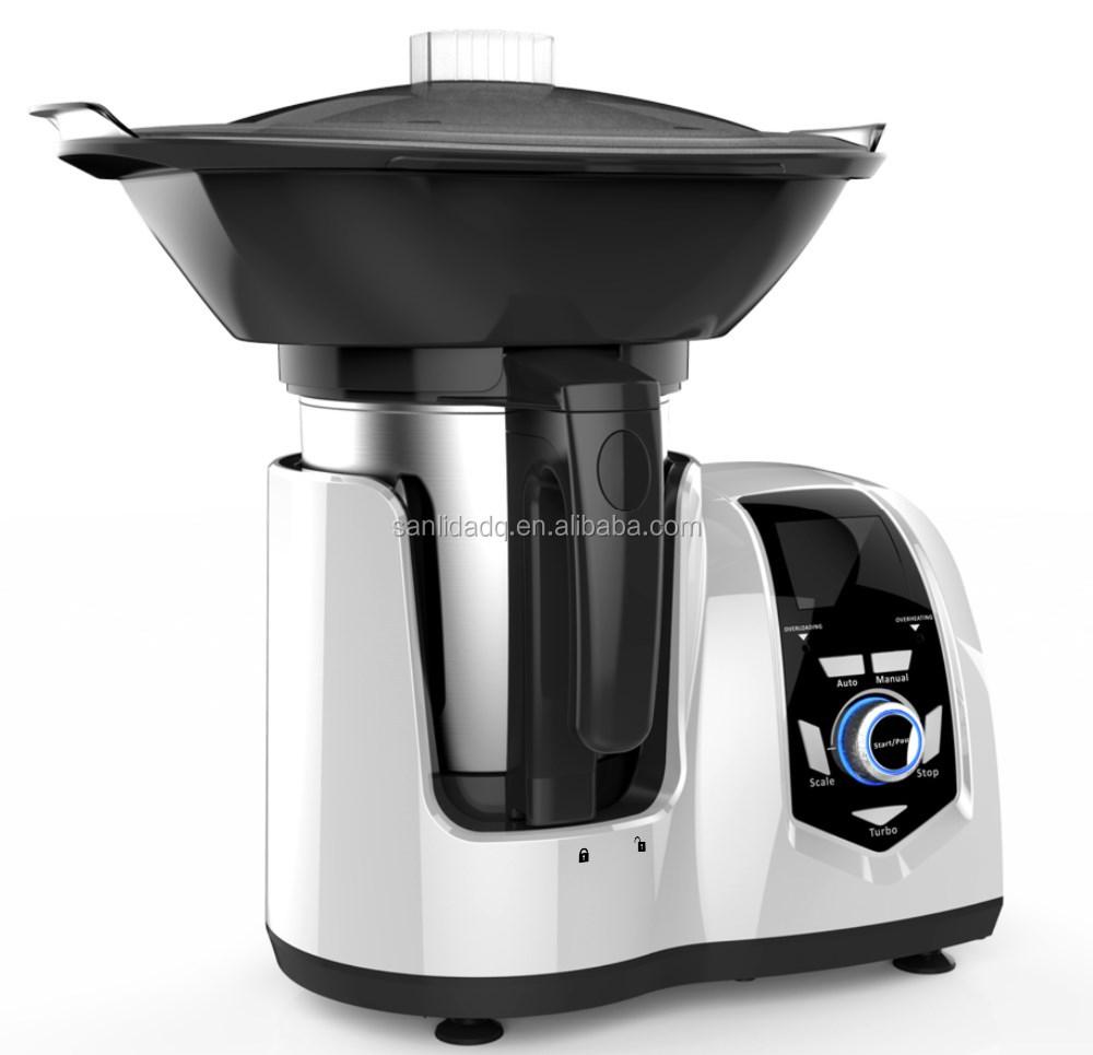 Multifunci n robot de cocina que cocina la m quina for Maquina que cocina
