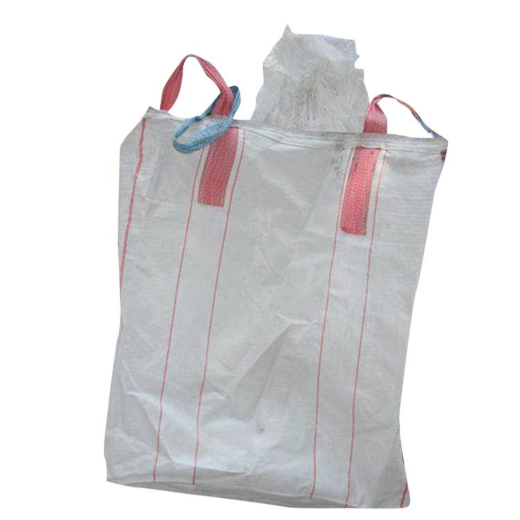1 metri cubi 1000 kg sacchetto di riso imballaggio extra large sacchetti di plastica