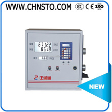 Fuel dispenser ZRT 42 series, famous brand electric suction pump in China