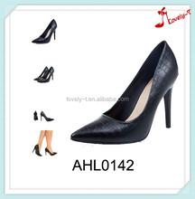 Women dress shoe wholesale high heels shoes beautiful design woman shoes heels