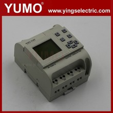 AF series DC12 24V 6 points DC input 4 points relay output price PLC plc simulator