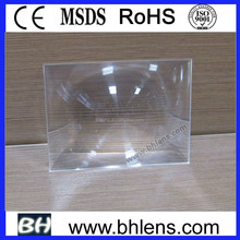 BHM-17-A 270*200mm plastic magnifying lens