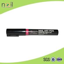 Neon color nail polish pen, nail polish remover pen nail polish pen NRP-01-06