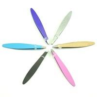 EyeBrow Tweezers, Manicure Instruments, Easy Grip Tweezers HS351