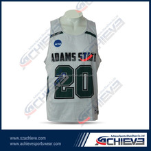 sublimation dry fit basketball jersey customized your own basketball wear