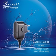 China factory direct sale wall charger with micro usb cable for samsung