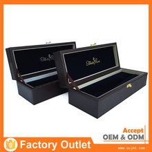 Custom Luxury Leather Packaging Box for Gift