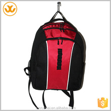 Latest design new fashion travel backpack laptop 15.6 bag leather