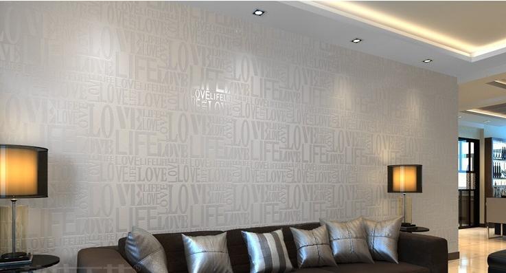 Papeles para paredes modernos great el papel de pared hace mucho ms que la pintura el papel de - Papeles pintados modernos pared ...