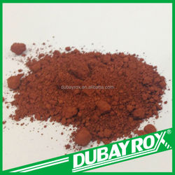 Concrete Color Pigments Iron Oxide Brown Synthetic Polvo