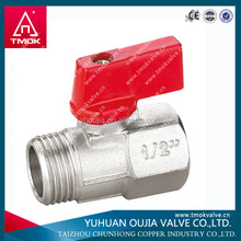 China manufacturer stainless steel sanitary water stop cocks