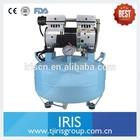 Oilless silencioso Compressor de ar de trabalho para uma cadeira de dentista