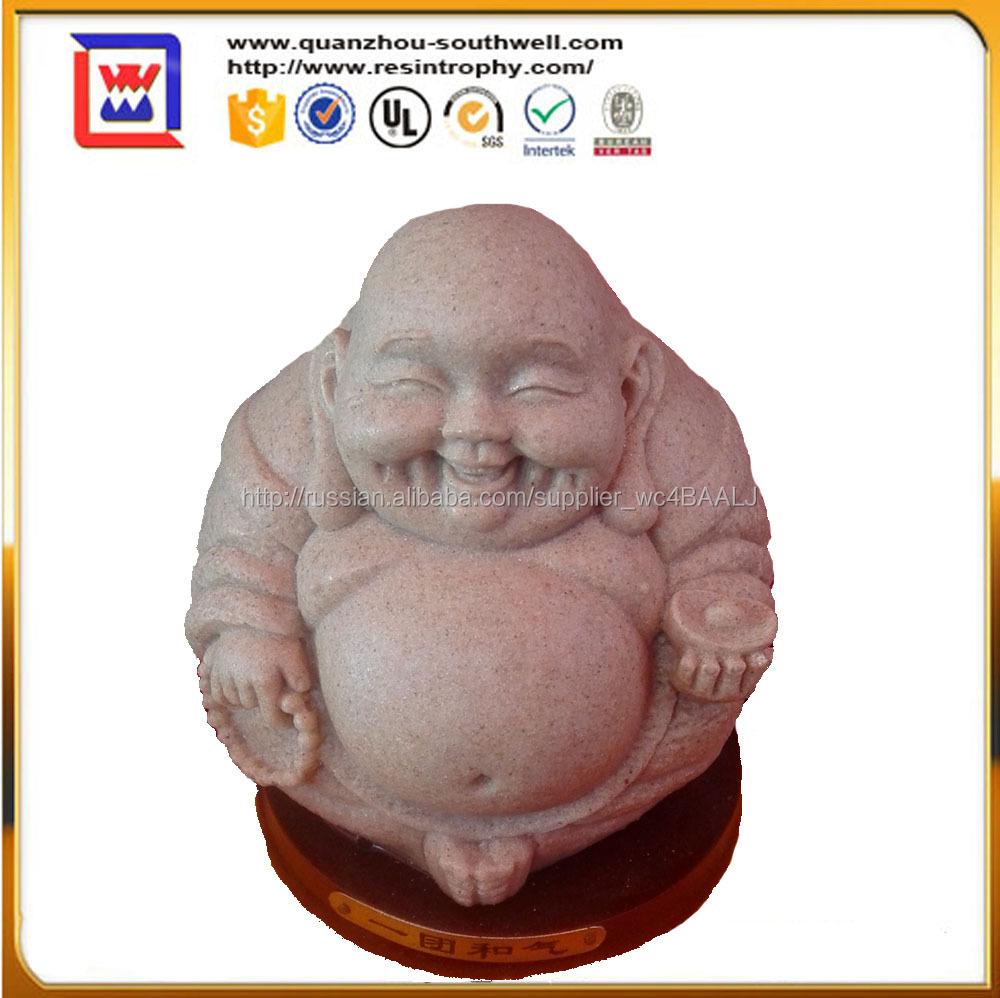 Китайский стиль статуя <span class=keywords><strong>будды</strong></span> и смолы смеющийся будда статуя и будда статуи на продажу