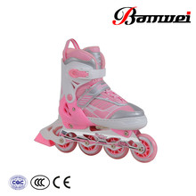 Well sale high quality new product kids inline skates/ice roller skating shoes