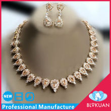 2014 fashion design 18k gold jewelry gold plated jewelry
