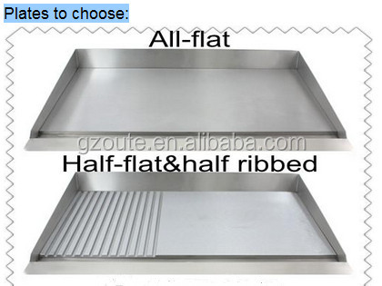 table top griddle induction griddle flat plate stainless steel gas griddles buy stainless. Black Bedroom Furniture Sets. Home Design Ideas