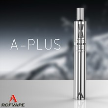 Electronic 2014 hot new products 50w A Plus ecigarette 18650 pipe similar light up vaporizer ego kit